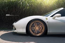 ferrari 488 convertible a ferrari 488 gtb with manbronze adv 1 wheels my car portal