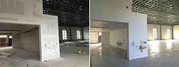 commercial painting ridge painting company