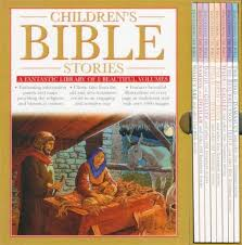 booktopia childrens bible stories a fabulous collection of 8