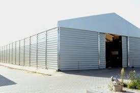 capannone in lamiera capannoni indipendenti in telo pvc e lamiera tendsystem