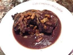 sylvie cuisine coq au vin picture of chez sylvie lyon tripadvisor