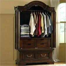 armoires for hanging clothes clothing wardrobes armoires pulaski armoires at bedroom furniture