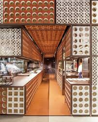 restaurant bar design award winners announced archdaily disfrutar