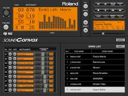 Sound Equalizer For Windows Roland Sound Canvas For Ios Software Synthesizer With Smf Player