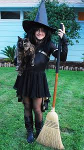 Witch Ideas For Halloween Costume Steal These Halloween Costume Ideas From Some Dedicated Goodwill
