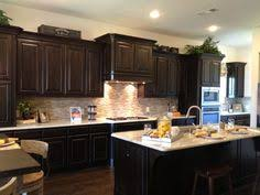 How To Pair Countertop Colors With Dark Cabinets Kitchen Design