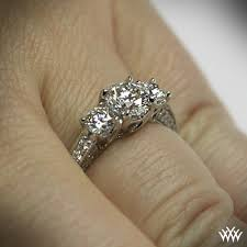 Country Wedding Rings by Coeur De Clara Ashley Engagement Ring 39