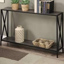 How Tall Is A Sofa Table Console Sofa And Entryway Tables You U0027ll Love Wayfair