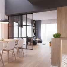 aménagement cuisine salle à manger amenagement cuisine ouverte salon sur salle a manger