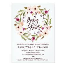 bohemian baby shower bohemian baby shower invitations announcements zazzle