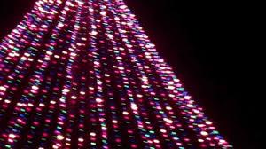 austin texas zilker park christmas tree youtube