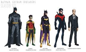 gotham crusaders the superherohype forums