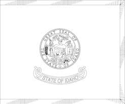 state flag coloring pages printable eliolera com