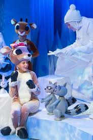 director jewels rudolph red nosed reindeer musical