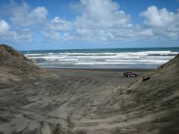 Black Sands Beach 10 Most Spectacular Colored Sand Beaches Around The World Quick