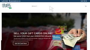 selling gift cards online how ejgiftcards work