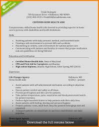 7 resume caregiver letter of apeal
