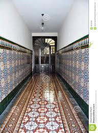 Spanish Floor Old Spanish Wall Tile Pattern Stock Image Image 56321831