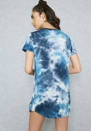 the hottest styles forever 21 tie dye t shirt dress prints for