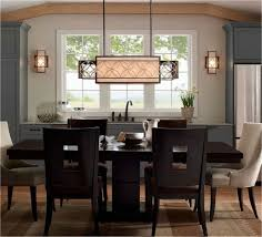 Casual Dining Room Lighting by Casual Dining Room Lighting Round Gold Elegant Copper Table Light