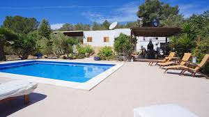 charming little ibiza style country house for sale between es