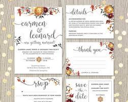 wedding invitations kits wedding invitation card qatar awesome wedding invitation kits etsy