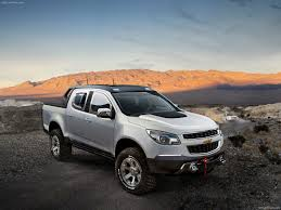 chevy colorado silver chevrolet colorado rally concept 2011 pictures information