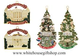 2015 white house ornaments roosevelt coolidge from the official