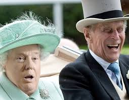 Queen Of England Meme - the best donald trump and queen of england photoshops album on