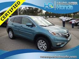 honda crv used certified 43 used cars in stock clermont orlando headquarter honda
