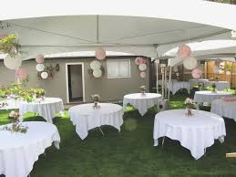 Backyard Wedding Decorations Ideas The Best Backyard Wedding Decoration Ideas On A Budget Of Concept