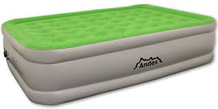 andes inflatable bed beds outdoor value