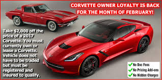 corvette lease price limited offer best corvette pricing in the country