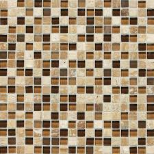 daltile stone radiance caramel travertino 12 in x 12 in x 8 mm