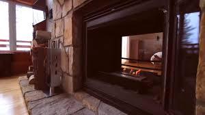 bio ethanol insert xl for wood burning fireplace by eco feu youtube