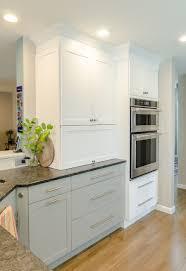 Two Toned Kitchen Interior Two Tone Kitchens Dream Kitchens