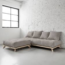 Sofa With Ottoman by Senza Ottoman By Karup Connox Shop