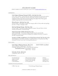 Radiation Therapist Resume Example Resume Respiratory Therapist Resume For Massage Therapist