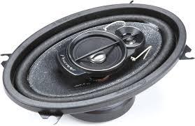 pioneer 4x6 pioneer ts a4676r 4x6 3 way car speakers 200 watts pair tsa4676r