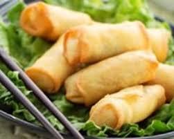 cuisine chinoise nems recette nems aux crevettes et chignons noirs