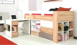 lit mezzanine ado avec bureau et rangement lit mezzanine ado avec bureau et rangement combin enfant