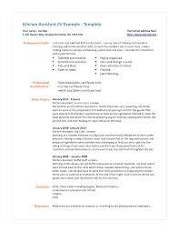 Sample Resume For Kitchen Staff Sample Resume For Kitchen Job Augustais