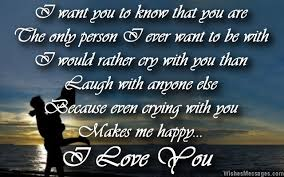 i you messages for boyfriend quotes for him wishesmessages