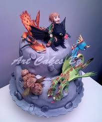 splendid dragons berk cake pages