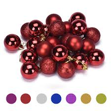 aliexpress com buy 24pcs christmas tree decoration plastic