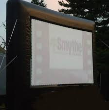 Backyard Projector Screen by How To Host A Movie Night Party For Teens
