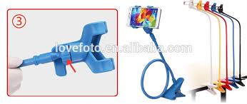 flexible holder car bed desk lazy bracket mobile phone stand for