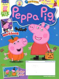 Peppa Pig Halloween Costume Peppa Pig Magazine Discountmags