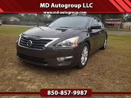 grey nissan altima 2007 used cars for sale pensacola fl 32505 md autogroup llc