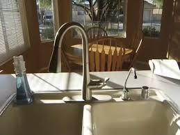 moen kitchen faucets reviews top best kitchen faucets reviews in 2016 moen 7594ec arbor